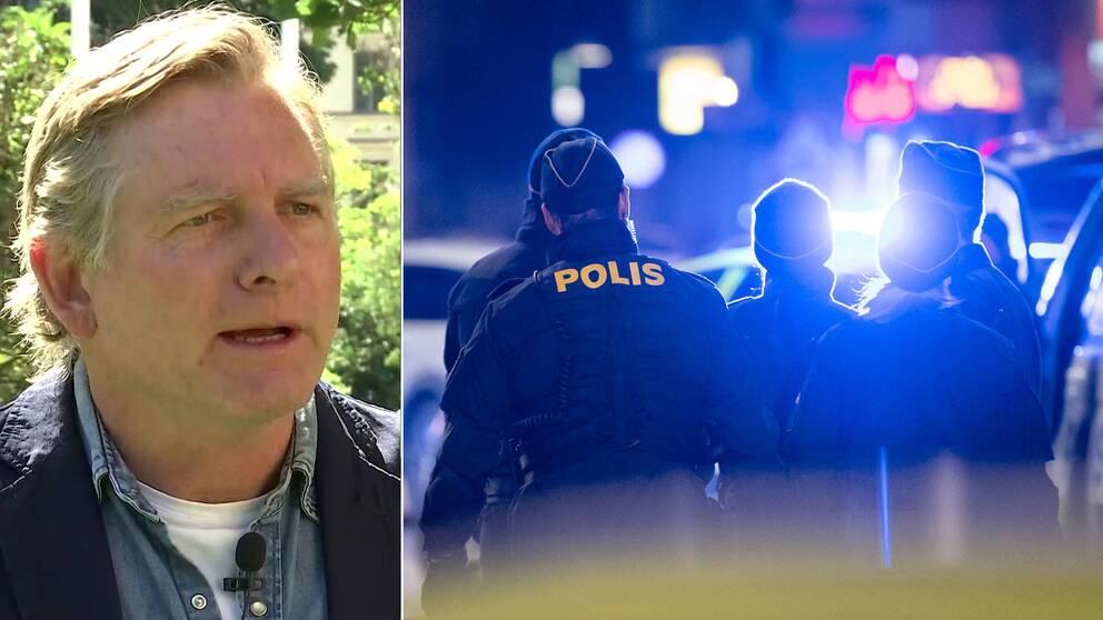 Kriminalkommisarie Fredrik Gårdare