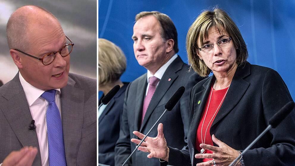 Mats Knutson om frågan som håller på att spräcka regeringen