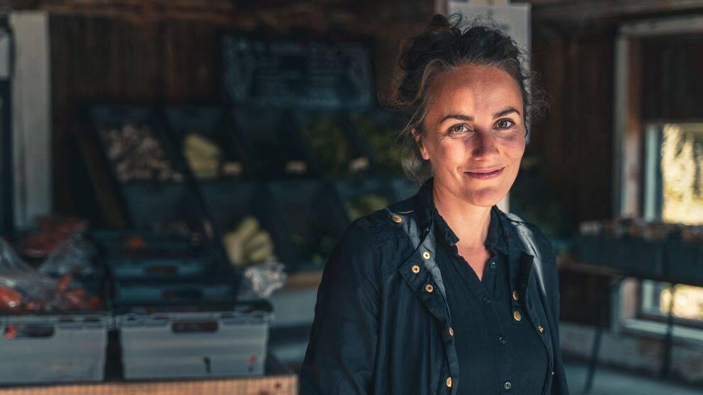Simone Grind, odlare på Under tallarna