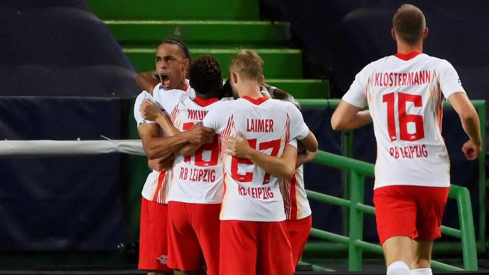 Leipzig är klart för Champions League-semifinal.