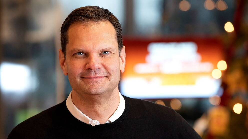 Patrik Hofbauer, vd och koncernchef för Svenska spel.