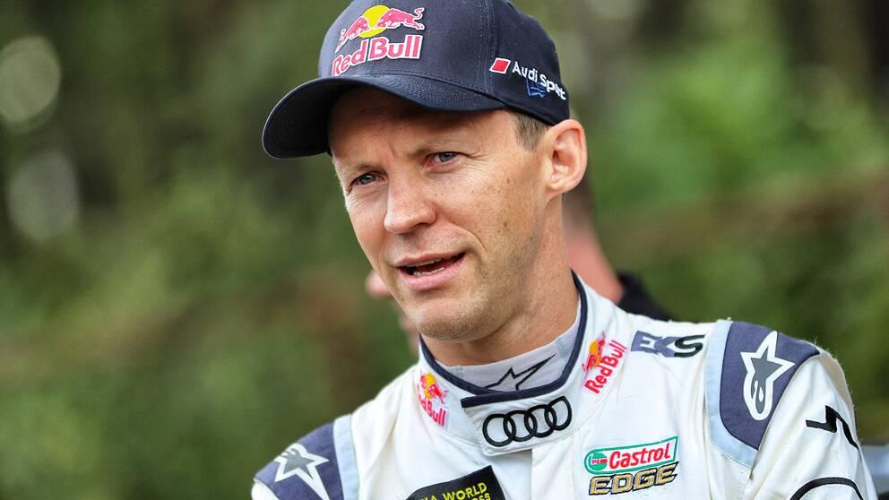 Mattias Ekström gör comeback i VM-sammanhang i Höljes.