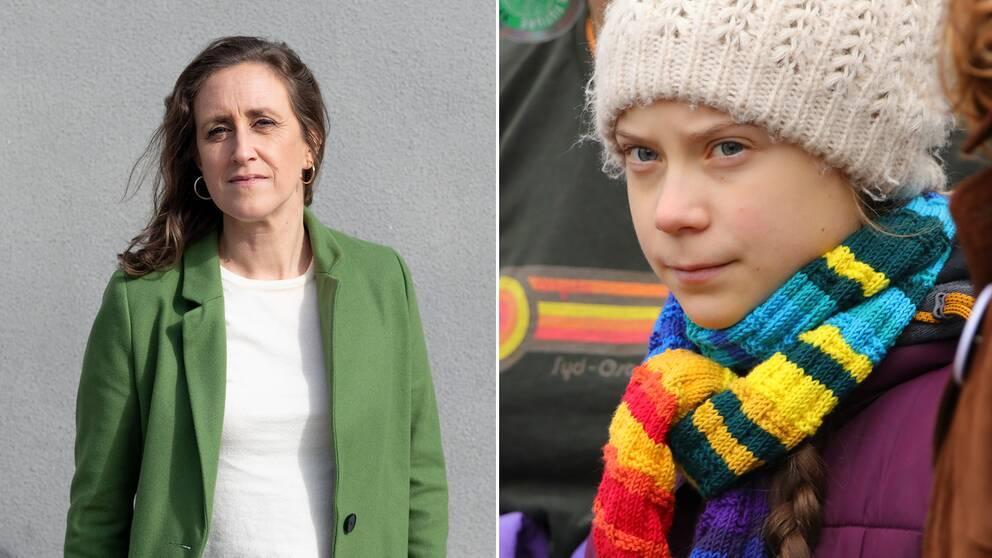 Hanna Stjärne presenterade SVT-hösten i Morgonstudion. Bland annat kommer tittarna att få ta del av en dokumentär om klimaktivisten Greta Thunberg.