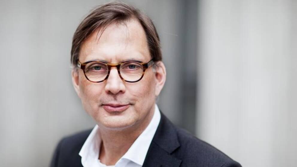 SVT:s ekonomireporter Jan Nylander.