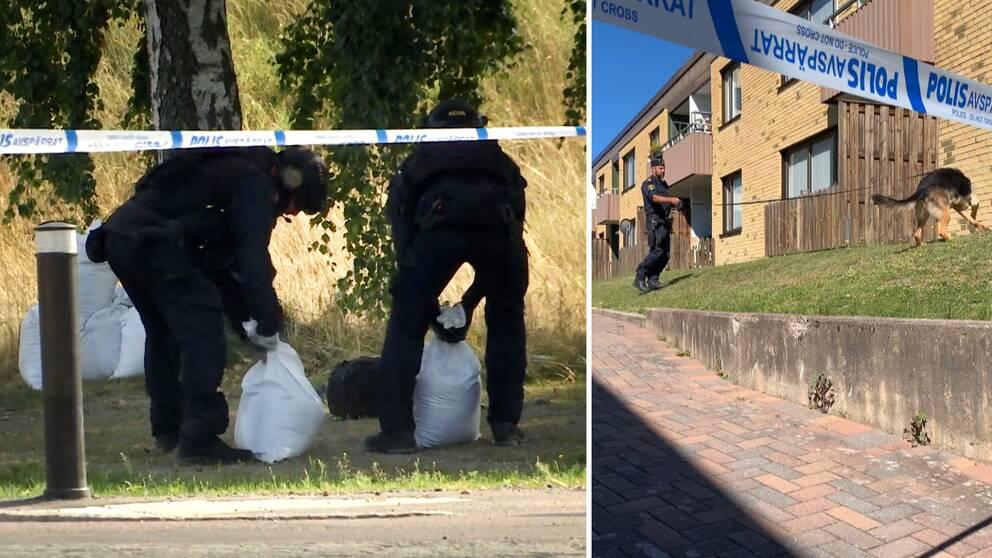 På Kanikenäset hittades en granat nyligen, och för ett par veckor sedan sköts en man på Kronoparken – två av händelserna som nu får Karlstads kommunpolitiker att satsa på extra fältare.