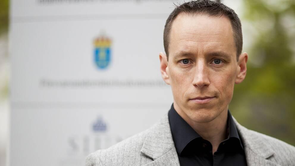 Fredrik Westerlund, säkerhetspolitisk analytiker vid Totalförsvarets forskningsinstitut, FOI, och Rysslandsexpert.