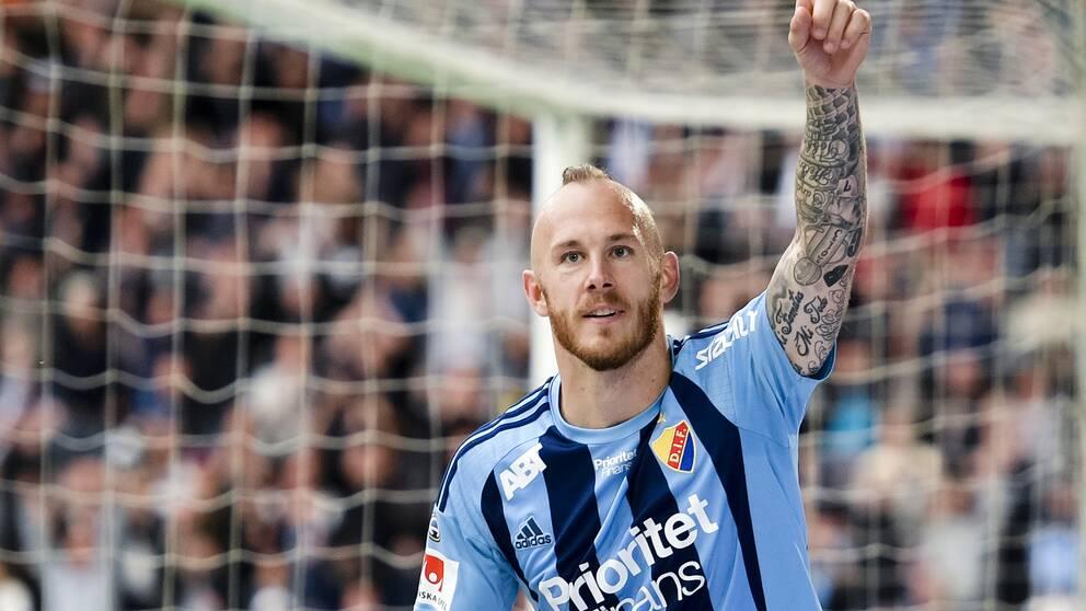 Magnus Eriksson återvänder till Djurgården.