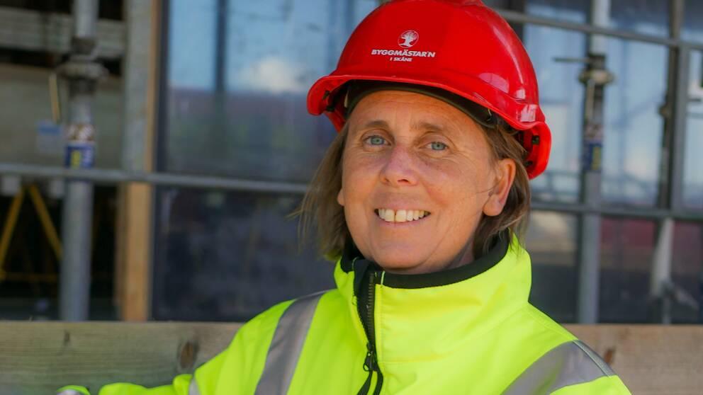 Carin Stoeckmann, ledamot i Svenskt näringsliv och ordförande i Byggföretagen