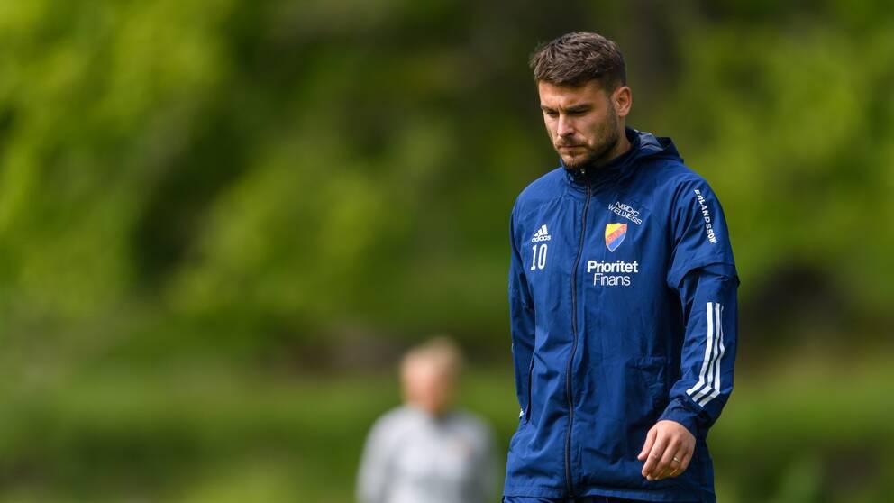 Astrit Ajdarevic lämnar Djurgården