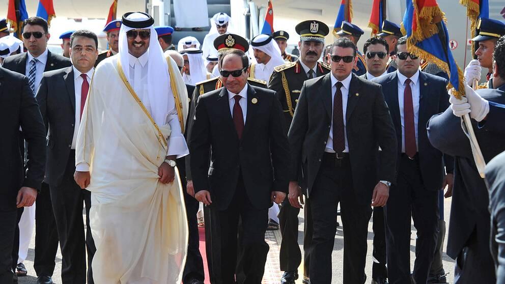 Arabforbundet vill ha is styrka