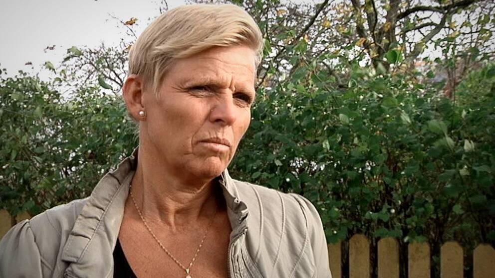 Ingrid Hermansson (C) vill att socialnämndens möten fortsättningsvis hålls stängda.