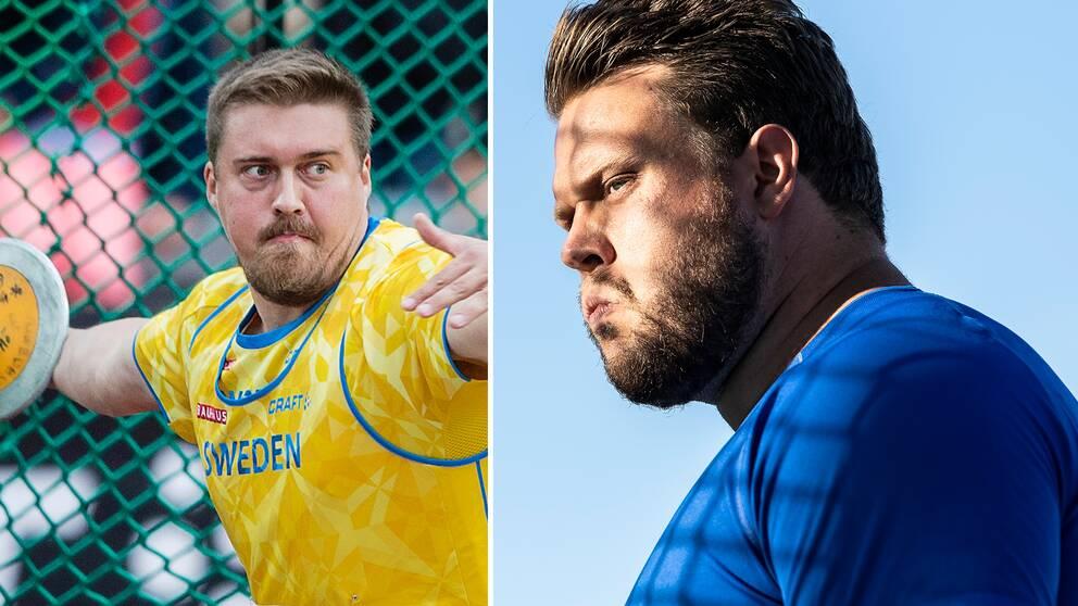 Axel Härstedt och Daniel Ståhl.