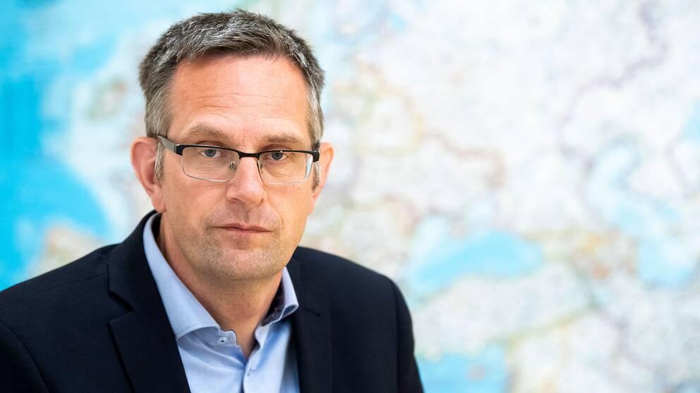 Jakob Hedenskog, säkerhetspolitisk analytiker på Totalförsvarets forskningsinstitut, FOI.