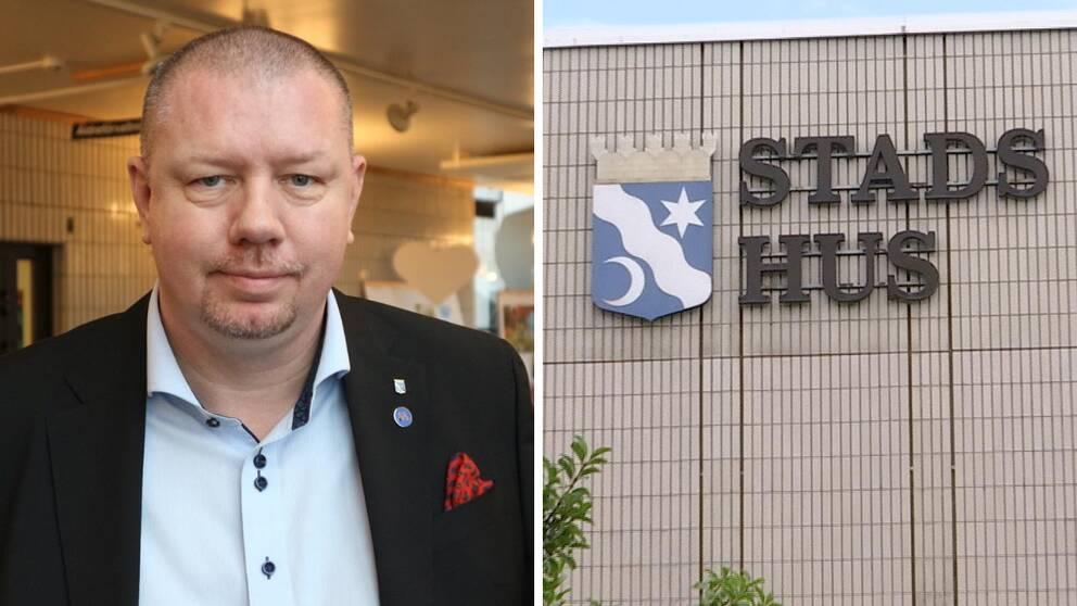 Ronnebys kommunalråd Roger Fredriksson (M)
