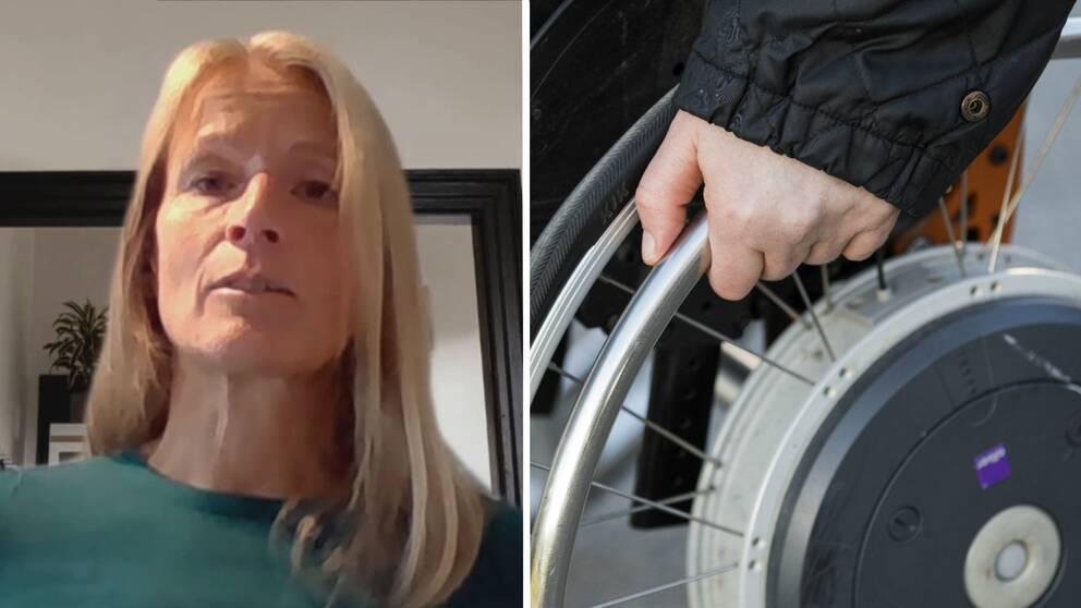 – Vi behöver normalisera så mycket som möjligt, säger Karin Martinsson, förvaltningschef för individ och familjeomsorg på Kungsbacka kommun.