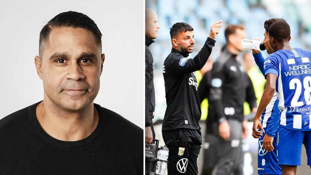 SVT:s expert Daniel Nannskog tycker att det är rätt av IFK Göteborg att sparka tränaren Poya Asbaghi.