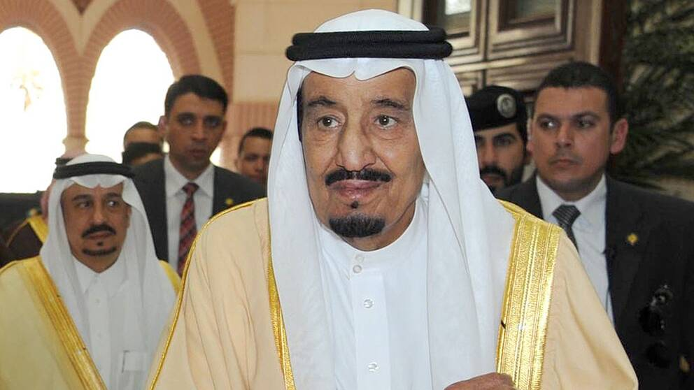 Saudiarabiens kung Salman bin Abdul Aziz