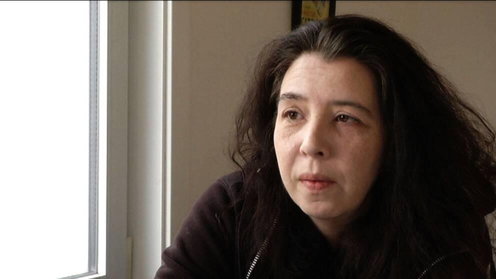 Sanna Teghammar arbetade hos Kommunal som visstidsanställd.