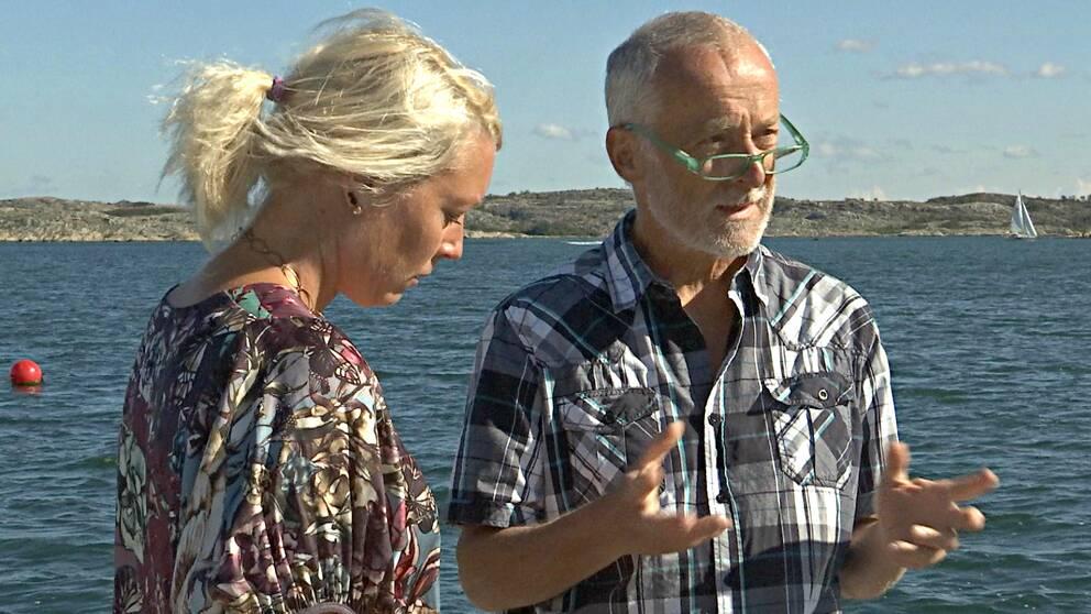 Starta klippet för att höra drogförebyggarna på Öckerö berätta om arbetet och hur man ser på att vara den kommun i Sverige med lägst antal anmälda narkotikabrott sett till befolkningsmängd.