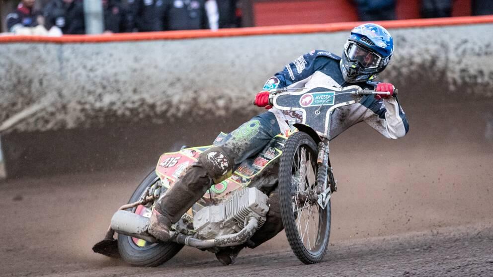 Kim Nilsson tog maximala 15 poäng när Masarna vann över Rospiggarna.