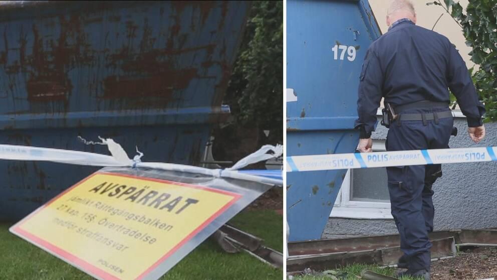 En kvinna i fyrtioårsåldern begärs nu häktad för mordet på en man i 30-årsåldern i Trollhättan den 4 september.