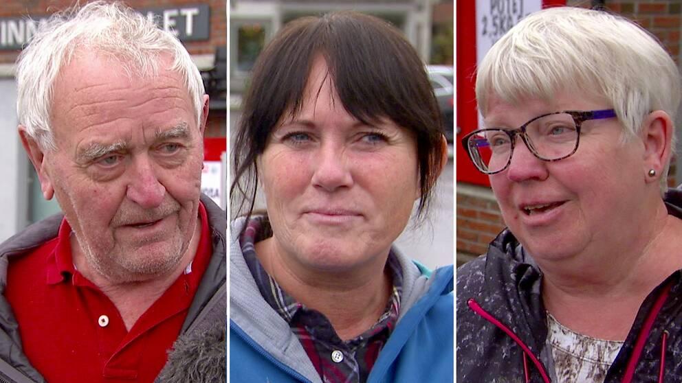 Starta klippet för att höra tre norska Arne Engeflaen, Hege Vivang, Anna Holen berätta varför de avstår Sverige – trots att gränsen är öppen