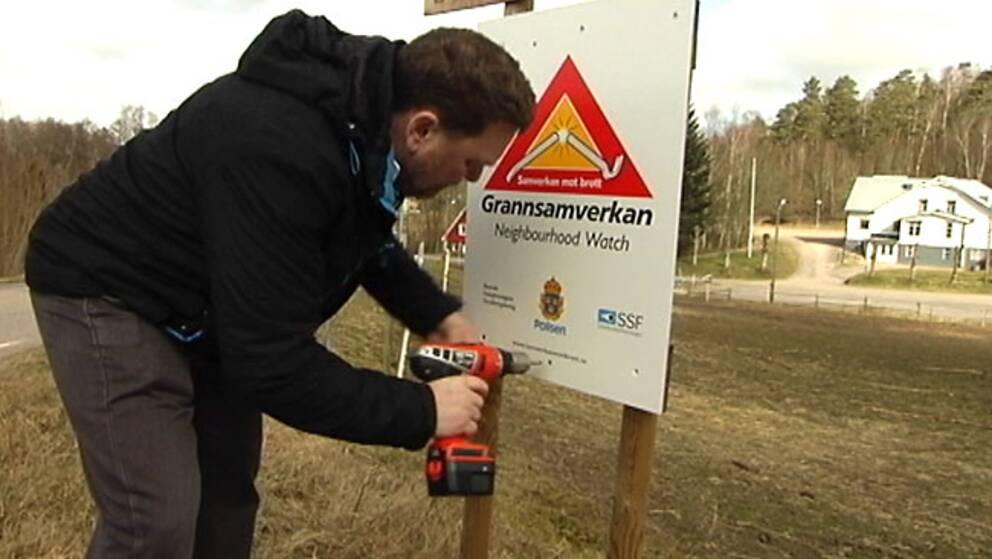 Grannsamverkan i Laholm