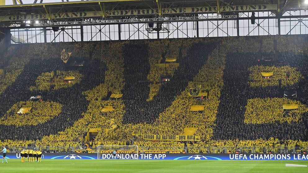 Den tyska storklubben Dortmund startar damverksamhet. Arkivbild.