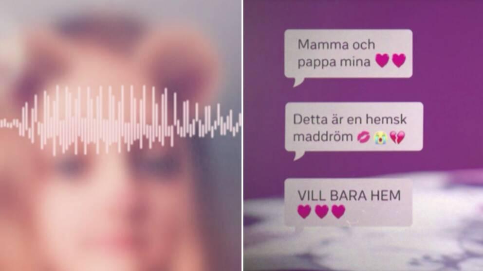 """Hör Sofie berätta inifrån HVB-hemmet: """"Inte träffat mina föräldrar på månader"""""""