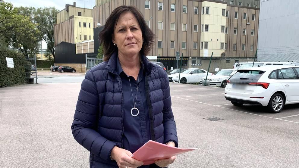 Maria Andersson är skolchef i Kungsbacka kommun.