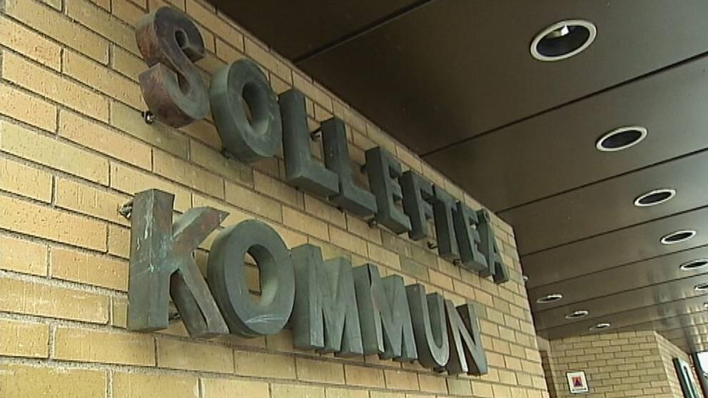 Före detta kommunanställd i Sollefteå åtalad för mutbrott.