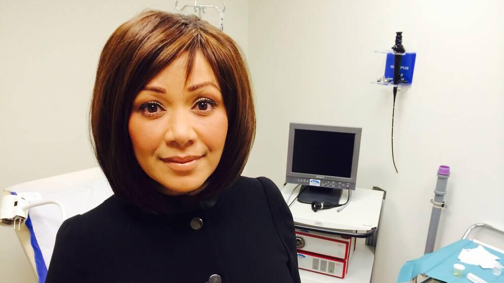 Beate Sommer har fått ett helt nytt liv av botoxbehandling