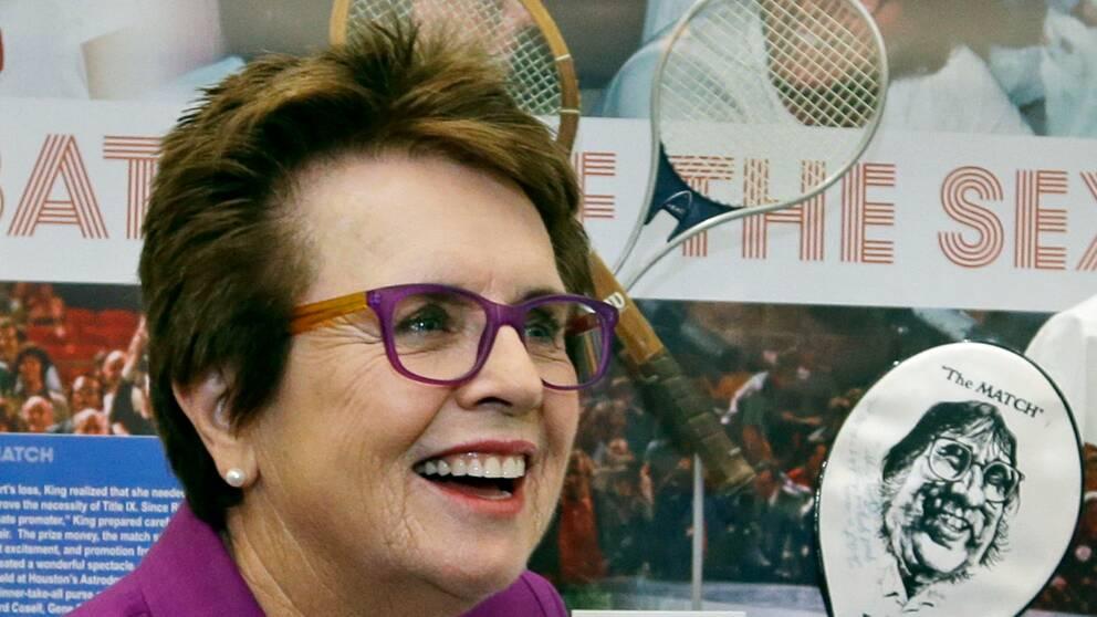 Billie Jean King namnger tävlingen som tidigare hetat Fed Cup.