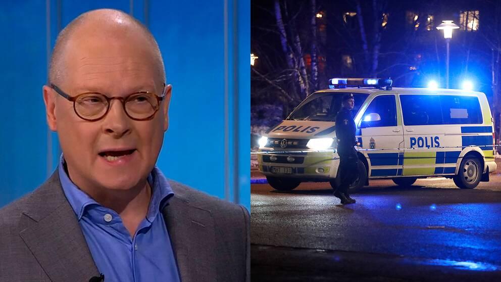 SVT:s inrikespolitiska kommentator Mats Knutson