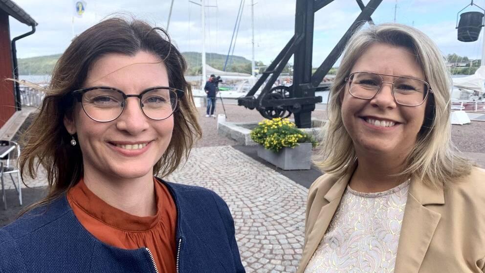 Rebecka Bäck , samhällsbyggnadschef Ödeshögs kommun
