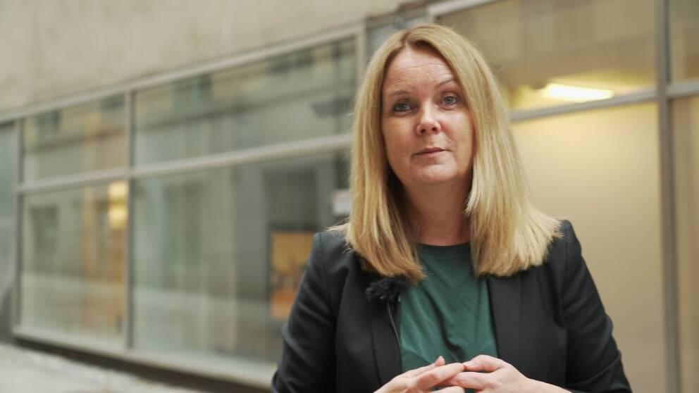 Jennie Nilsson, landsbygdsminister