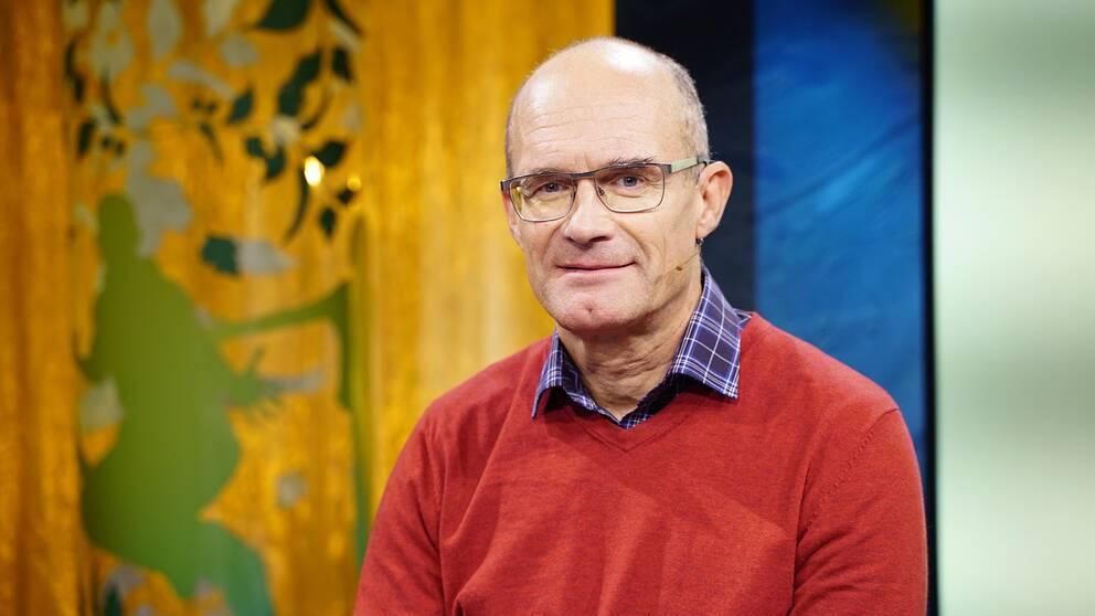 Bertil Axelsson, professor i palliativ medicin, gästar Fråga doktorn.