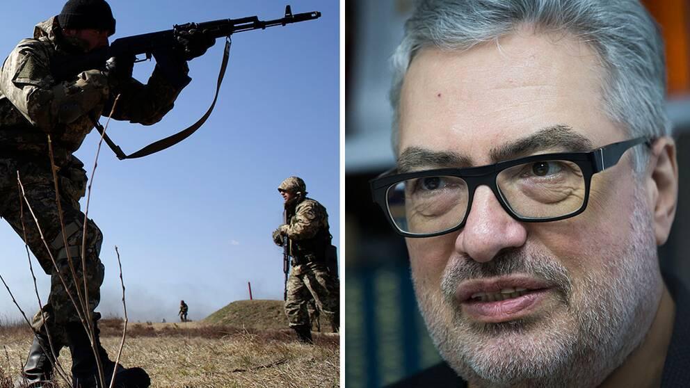 Den oberoende militäranalytikern Pavel Felgenhauer menar att nyheten om de nordiska ländernas försvarssamarbeteär väldigt allvarlig.