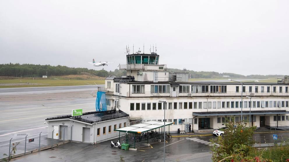 Bromma flygplats september 2020
