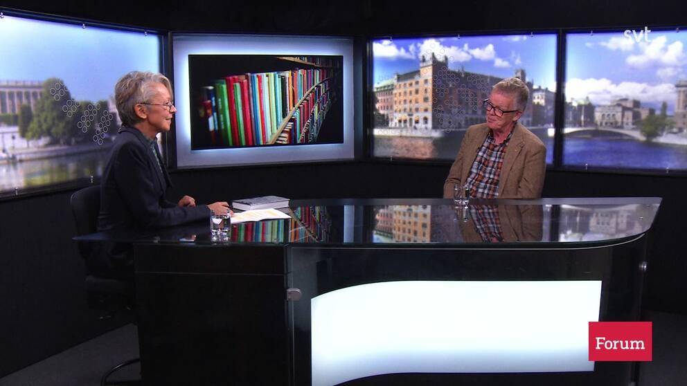 Nedjma Chaouche intervjuar Gunnar Wetterberg om ingenjörernas roll i det moderna Sverige.