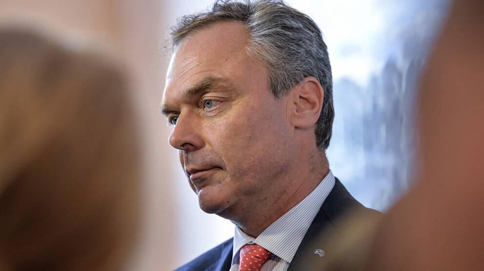 Folkpartiets ledare Jan Björklund.