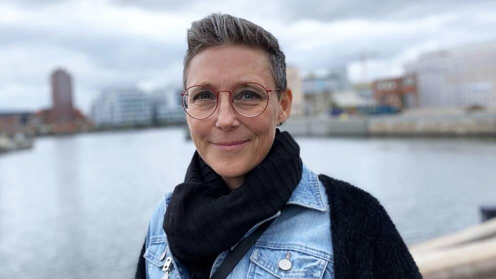 Annika Lexén är docent i arbetsterapi vid Lunds universitet