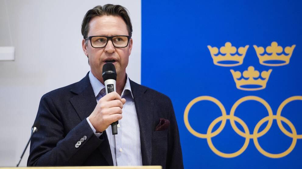 Mats Årjes, ordförande SOK.