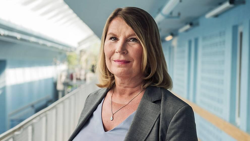 Charlotta Friborg, progamchef SVT Riksnyheter