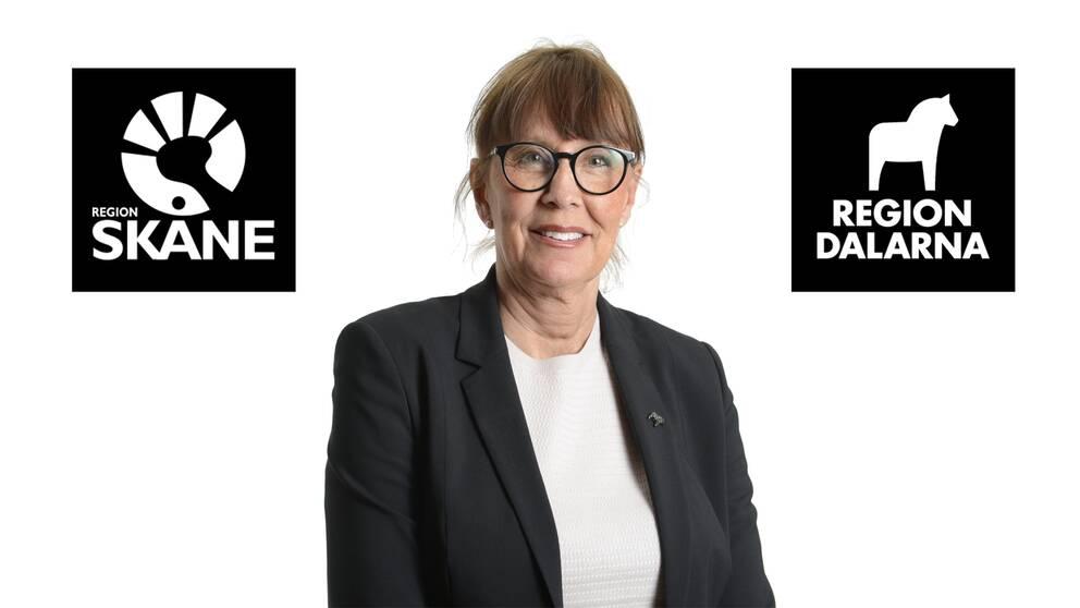 Dalarnas regiondirektör Karin Stikå Mjöberg har precis köpt in IT-systemet Vårdexpressen som nu ska testas på Dalarnas vårdcentraler.