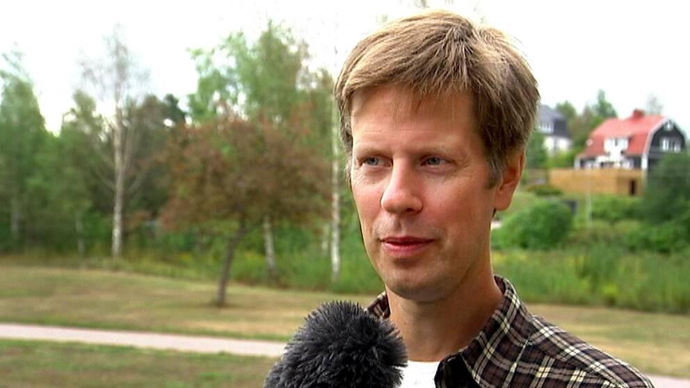 Lars-Ola Westerlund, ordförande Naturskyddsföreningen i Värmland
