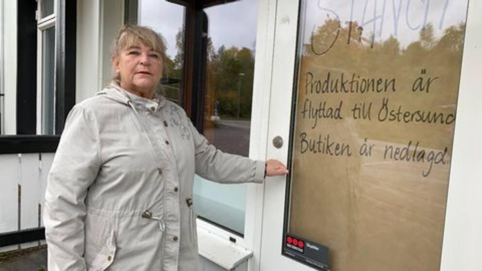 Britt-Marie johansson (S), kommunstyrelsens ordförande