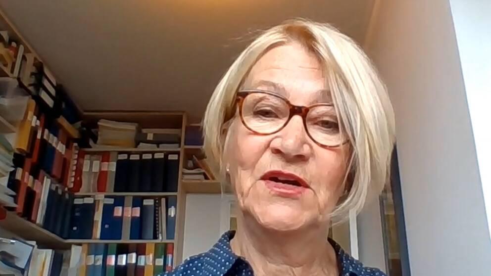 Ulla Waldenström.