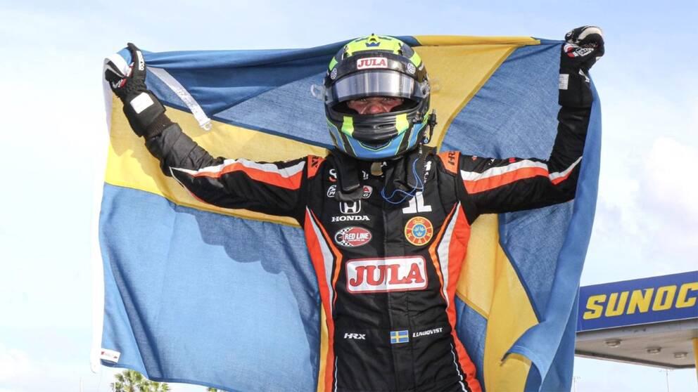 Vinnarmaskinen Linus Lundqvist – blågul succéman i USA.