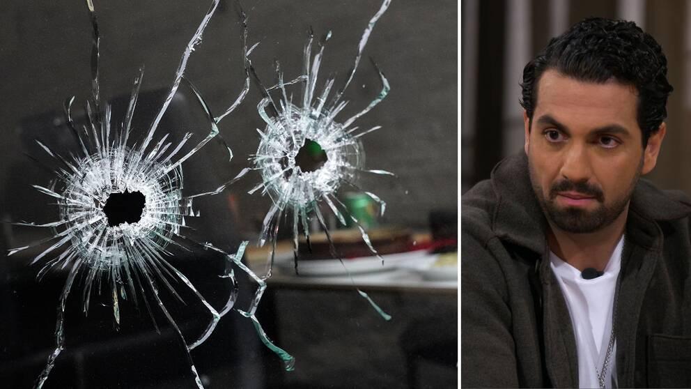 – Det rimliga tvivlet har blivit ett orimligt tvivel, säger polis Nadim Ghazale i Veckans brott.